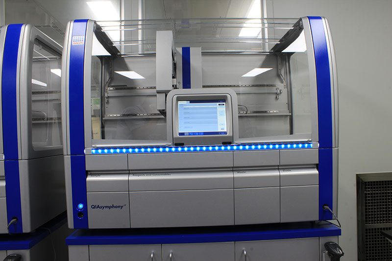 자동DNA추출기(Automated DNA purification system)